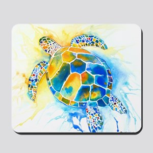 More Sea Turtles Mousepad
