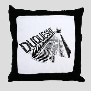 Duquesne Incline Throw Pillow