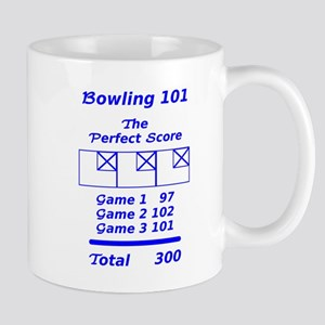 Bowling 300 Mug