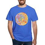 Rainbow Crescents Dark T-Shirt