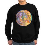 Rainbow Crescents Sweatshirt (dark)