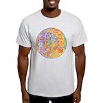 Rainbow Crescents Light T-Shirt