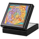Rainbow Crescents Keepsake Box