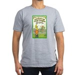 Everybody has Those Thoughts Book Fitted T-Shirt