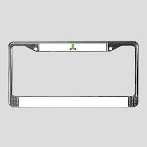 Mr. Deal - Credit Meathead License Plate Frame