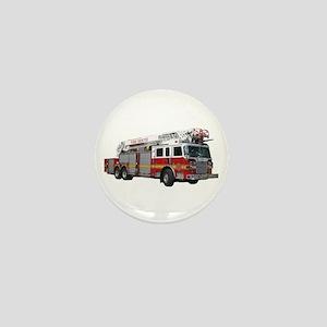 Firetruck Design Mini Button