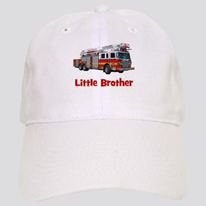 Little Brother Fire Truck Cap