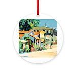 Calhoun Street Ornament (Round)