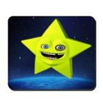 Star Guy Mousepad