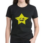 Women's Smiley Dark T-Shirt