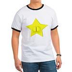 Backwards Star Guy Ringer
