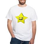 """Front & Back"" (Rnd 2) White Shirt"