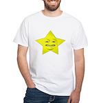 """Cause & Effect"" White Shirt"