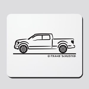 2010 Ford F 150 Mousepad