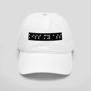 Braille - KISS MY A$$ Cap