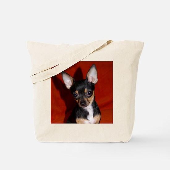 Cute Chihuahua Tote Bag