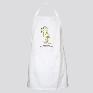 Neuter Dog Apron