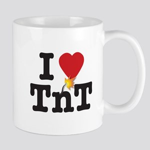TnT Ignite my Heart Mug