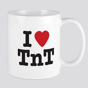 I Heart TnT Mug