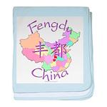 Fengdu China baby blanket