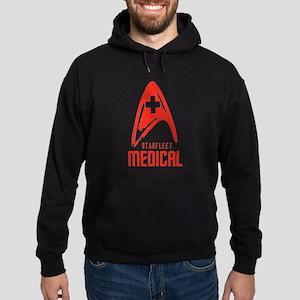 StarFleet Medical Hoodie (dark)