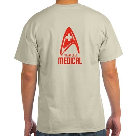StarFleet Medical Light T-Shirt