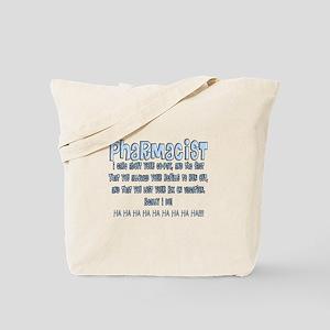 Pharmacist II Tote Bag
