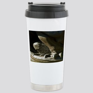 Webs and Claws Stainless Steel Travel Mug
