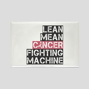 Breast Cancer Fighter Rectangle Magnet