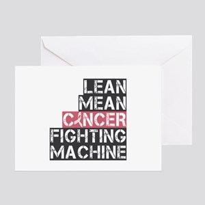 Breast Cancer Fighter Greeting Card