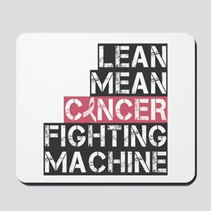 Breast Cancer Fighter Mousepad