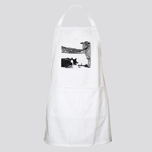 The Stand Off Apron