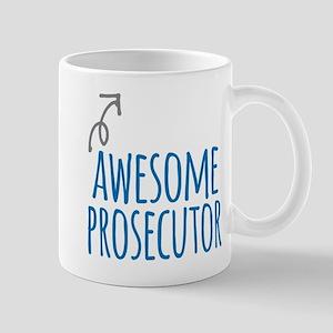 Awesome prosecutor Mugs