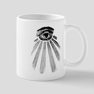 all-seeing_eye Mugs