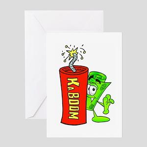 Mr. Deal - Dynamite Credit Greeting Card