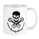 Speedy's Garage Coffee Cup Regular Mugs