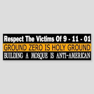 Ground Zero Is American Holy Ground
