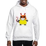 Evil Candy Corn Hooded Sweatshirt
