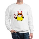 Evil Candy Corn Sweatshirt