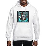 Aquarius Logo Hooded Sweatshirt