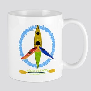 PADDLE FOR PEACE Mug