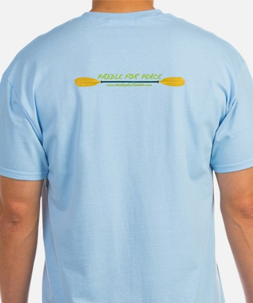 PADDLE FOR PEACE T-Shirt