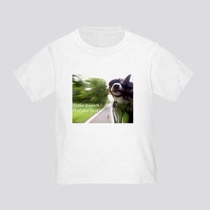 To the Dogpark! Toddler T-Shirt