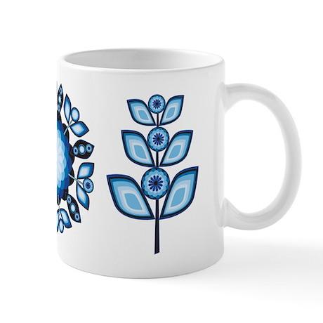 70's Gypsy Garden Mug