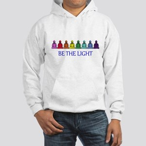 Buddha Rainbow Hooded Sweatshirt