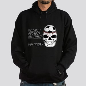 Goals in Mind Hoodie (dark)