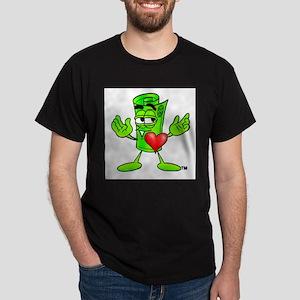 Mr. Deal - Who Loves Ya Baby Dark T-Shirt