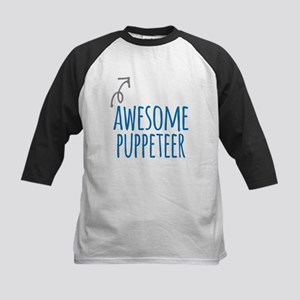 Awesome puppeteer Baseball Jersey