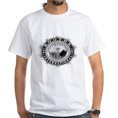 Sukkah Builders Int'l White T-Shirt
