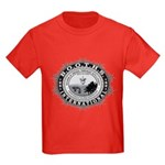 Sukkah Builders Int'l Kids Dark T-Shirt